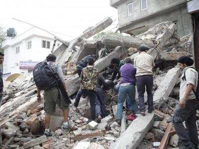 Terremoto Nepal: morti e molti feriti anche in India