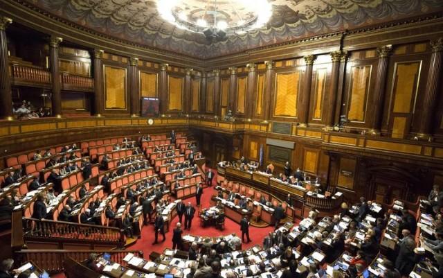 Arriva dal senato il primo via libera alla riforma for Senato italia