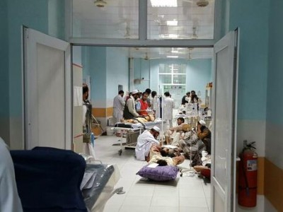AFGHANISTAN: 400 FERITI CURATI NELL'OSPEDALE MSF DI KUNDUZ