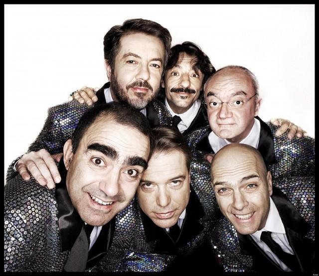 Elio e le Storie Tese, tra i 14 big che prenderanno parte al prossimo Festival di Sanremo 2013. ANSA / US FESTIVAL ++NO SALES EDITORIAL USE ONLY++