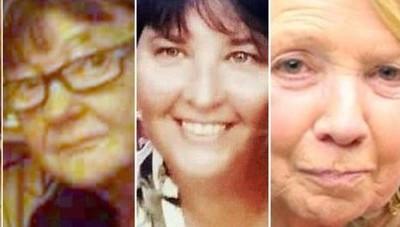 Nella combo gli italiani dispersi nell'attacco del 14 luglio 2016 a Nizza. Da sinistra:Angelo D'Agostino , Gianna Muset ,Carla Gaveglio ,  Maria Grazia Ascoli e Mario Casati. Roma, 17 luglio 2016. ANSA/