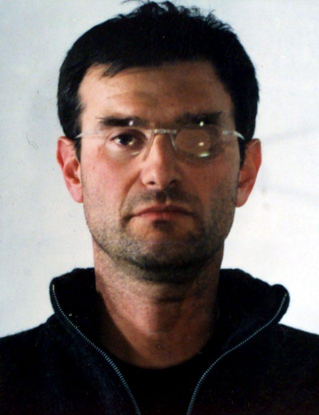 Massimo Carminati in una foto di archivio  ANSA/GIUSEPPE GIGLIA